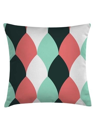 Svebo Home Dekoratif Yastık Renkli